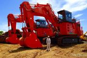 鉱山開発プロジェクト